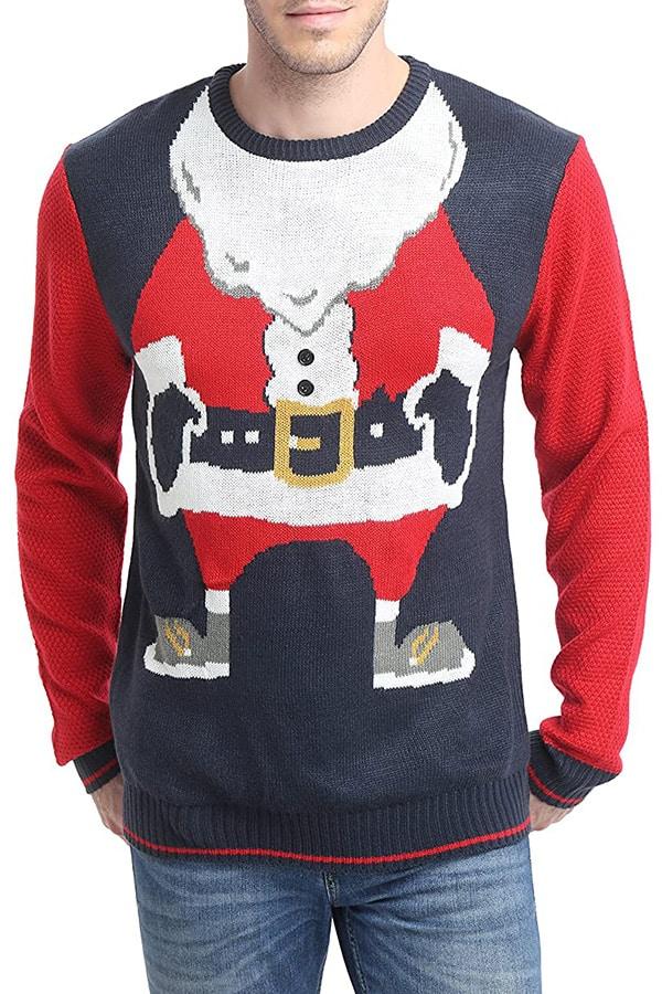 Pull Moche Père Noël